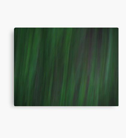 Grass - Dark Canvas Print