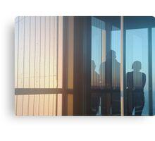 reflecto-tronic Canvas Print