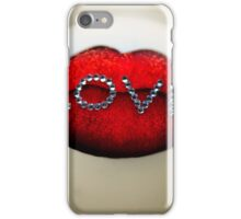 Say Love. Color. Love Project iPhone Case/Skin