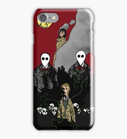 Court of Owls iPhone Case/Skin