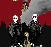 Court of Owls by OldDeadGods