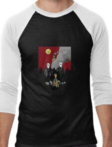 Court of Owls Men's Baseball ¾ T-Shirt