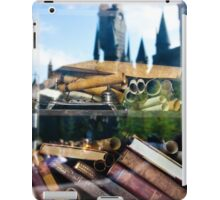 Reading at Hogsmeade iPad Case/Skin