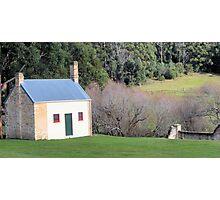 Prairie house… Photographic Print