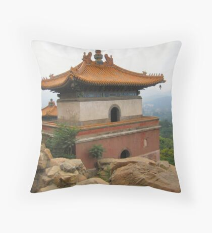 More Of Summer Palace in Beijing  Throw Pillow