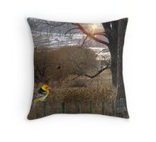 Winter Is Coming Throw Pillow