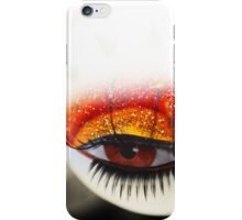 Loving Eye. Color. Love Project iPhone Case/Skin