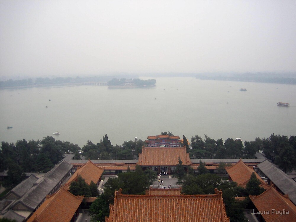 Overview of Summer Palace by Laurie Puglia