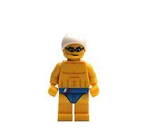 LEGO Swimmer by jenni460