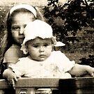 HANNAH & AVA by gypsykatz