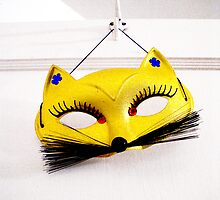 Kitty Mask by Zolton