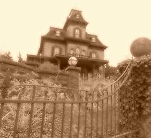 'Allez, Entrez....' Phantom Manor by CreativeEm