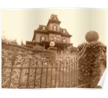 'Allez, Entrez....' Phantom Manor Poster