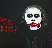 The Joker by mrminorr
