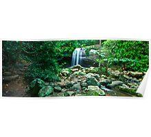 Serenity Falls  Poster