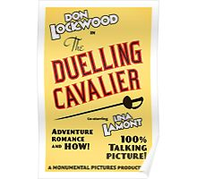 """Singin' in the Rain - """"The Duelling Cavalier"""" (Revisited) Poster"""