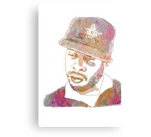 J Dilla Marble Effect Canvas Print