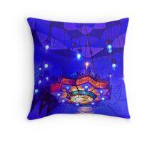 Arabian Lights Throw Pillow