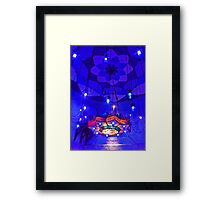 Arabian Lights Framed Print