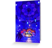 Arabian Lights Greeting Card