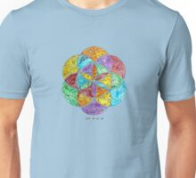 Earth. We are one. Unisex T-Shirt