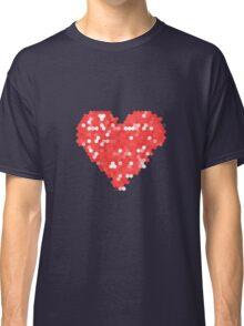 Pixel Love Classic T-Shirt