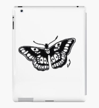 Butterfly Tattoo iPad Case/Skin