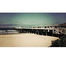 Pacific Beach Photographic Print