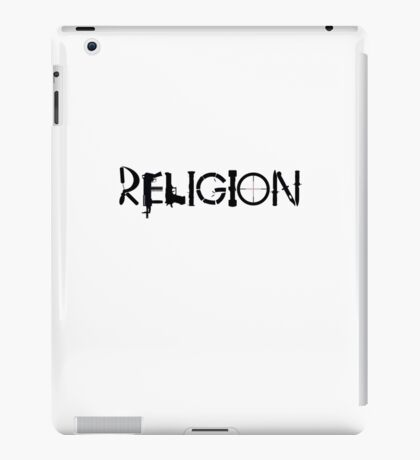 Religion Small iPad Case/Skin