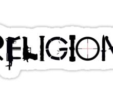 Religion Small Sticker