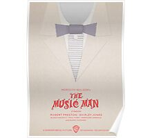 Meredith Willson's The Music Man Poster
