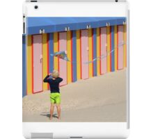 Kite kid iPad Case/Skin