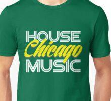Chicago House Music Unisex T-Shirt