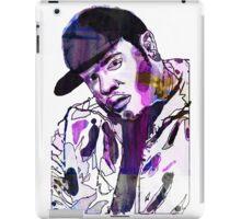 Funky DL (Purple) iPad Case/Skin