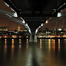 Under the Bridge by Lea Valley Photographic