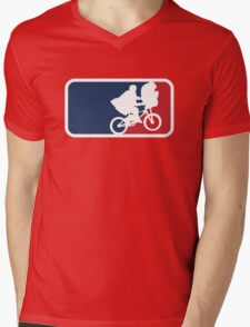 ET Mens V-Neck T-Shirt