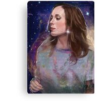 Your Glory Burns in the Stars Canvas Print