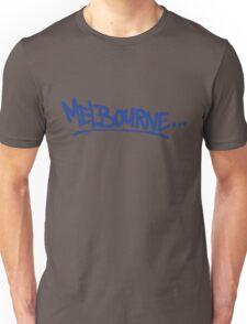 Tag Me Melbourne Unisex T-Shirt