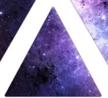 Space Bastille Sticker