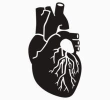 Heart Organ Kids Clothes