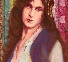 Gypsy Rose by RaeEsterlina