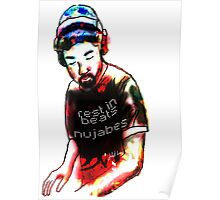 Rest in Beats Nujabes Poster