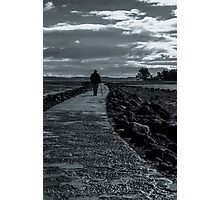 A Stroll Away Photographic Print