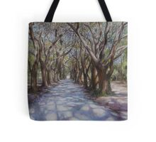 Avenue of the Oaks Tote Bag