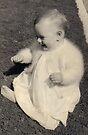 Baby Anthea Dancing  by Anthea  Slade