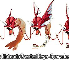 How Mega-Gyarados was Created by samtoye