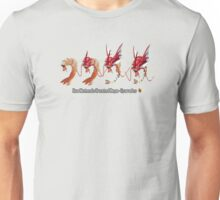 How Mega-Gyarados was Created Unisex T-Shirt