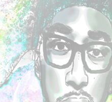 Oddisee Sticker