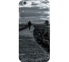 A Stroll Away iPhone Case/Skin