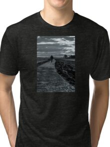 A Stroll Away Tri-blend T-Shirt